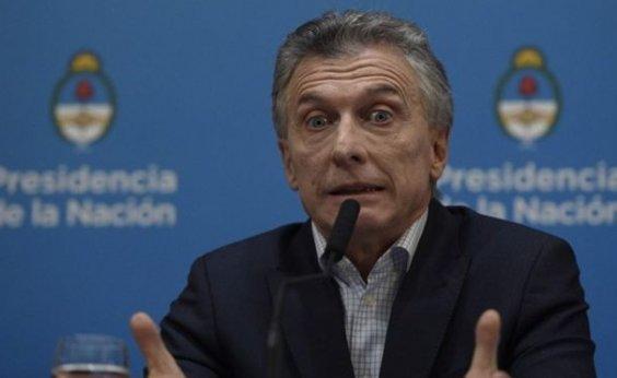 [ Macri anuncia medidas econômicas após derrota em prévias eleitorais]