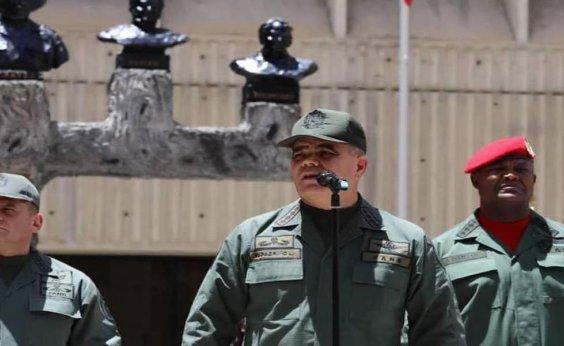 [Venezuela: Ministro da Defesa nega possível golpe de Estado]