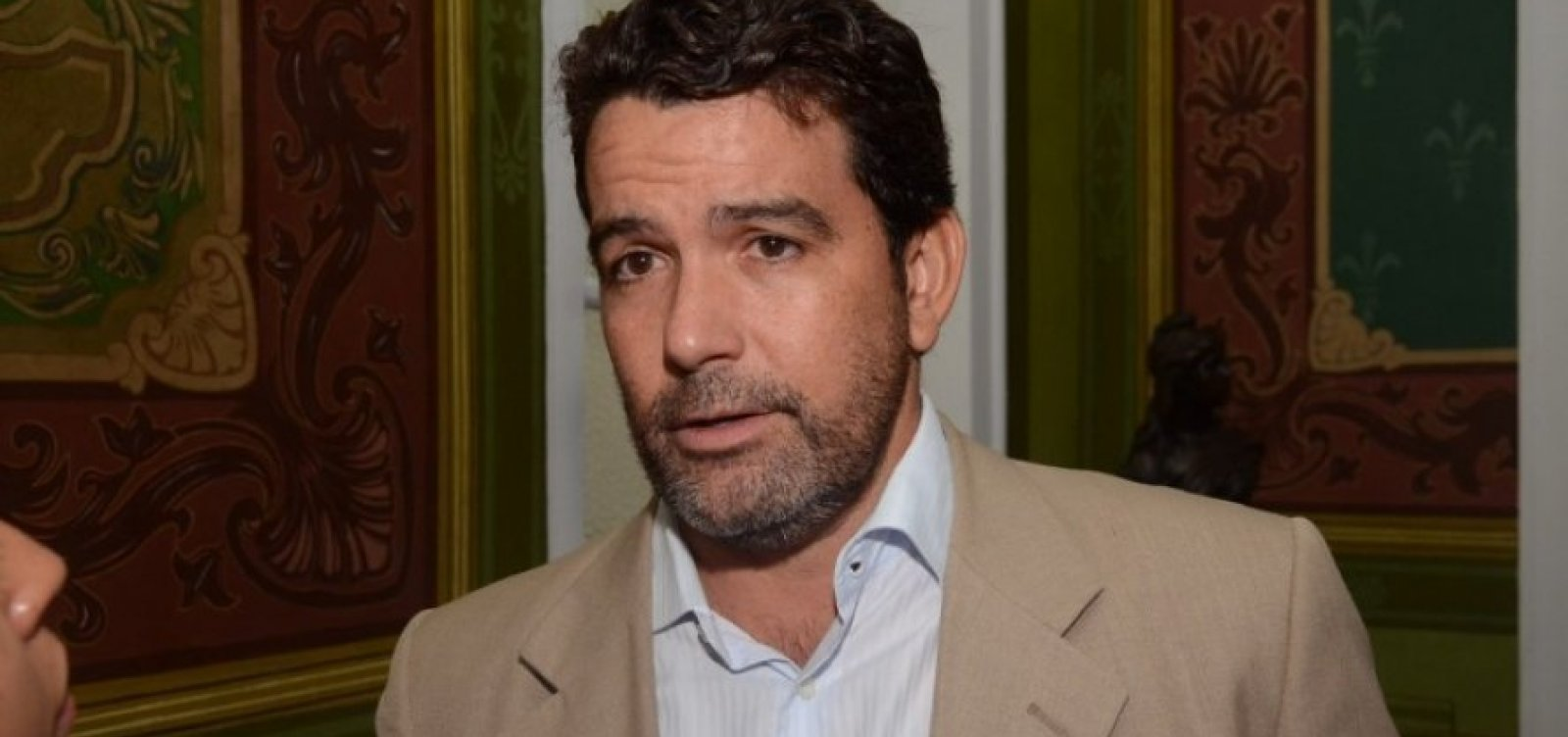[Paulo Magalhães diz que visita de Rui foi uma 'cortesia' e que apresentação foi esclarecedora]