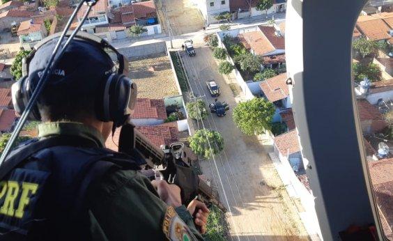 [Operação mira integrantes de organização ligada ao PCC na Bahia]