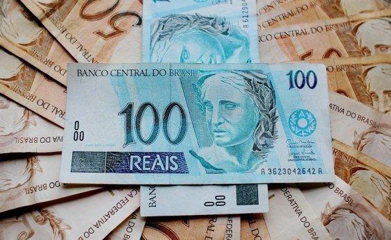 [Mercado financeiro reduz previsão de déficit do Governo Central]