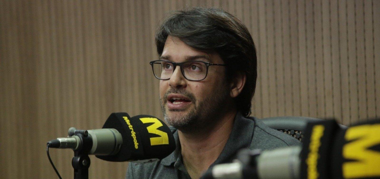 ['Qualquer jogador pode ser negociado', diz Bellintani sobre venda de atletas do Bahia]