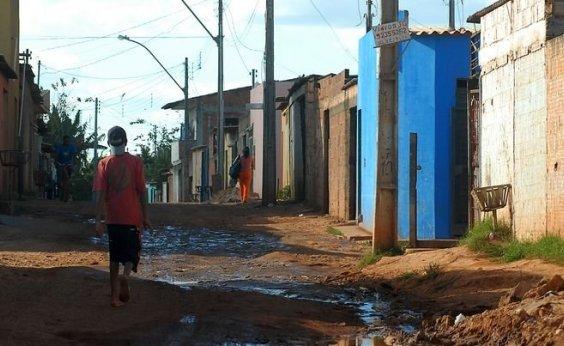 [Desigualdade aumenta e pobreza atinge 23,3 milhões de pessoas]