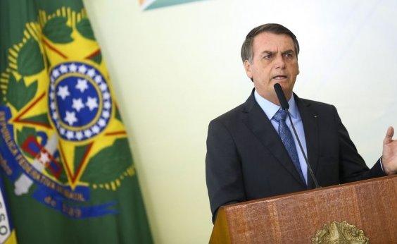 [Bolsonaro diz que não fará demarcação de terras indígenas]