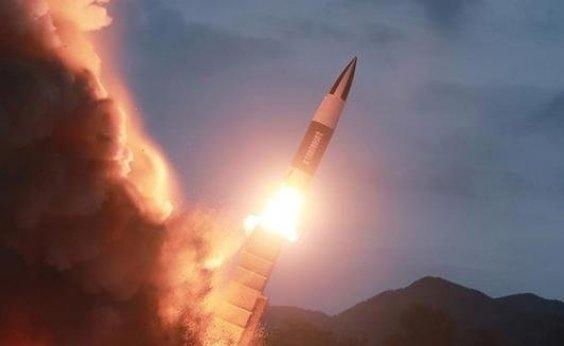 [Coreia do Norte dispara mais dois mísseis, diz Coreia do Sul]