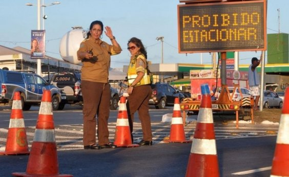 [Eventos alteram o trânsito em cinco bairros de Salvador neste final de semana]