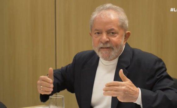 [Lula diz que vai provar, da cadeia, que Moro e Deltan são bandidos]