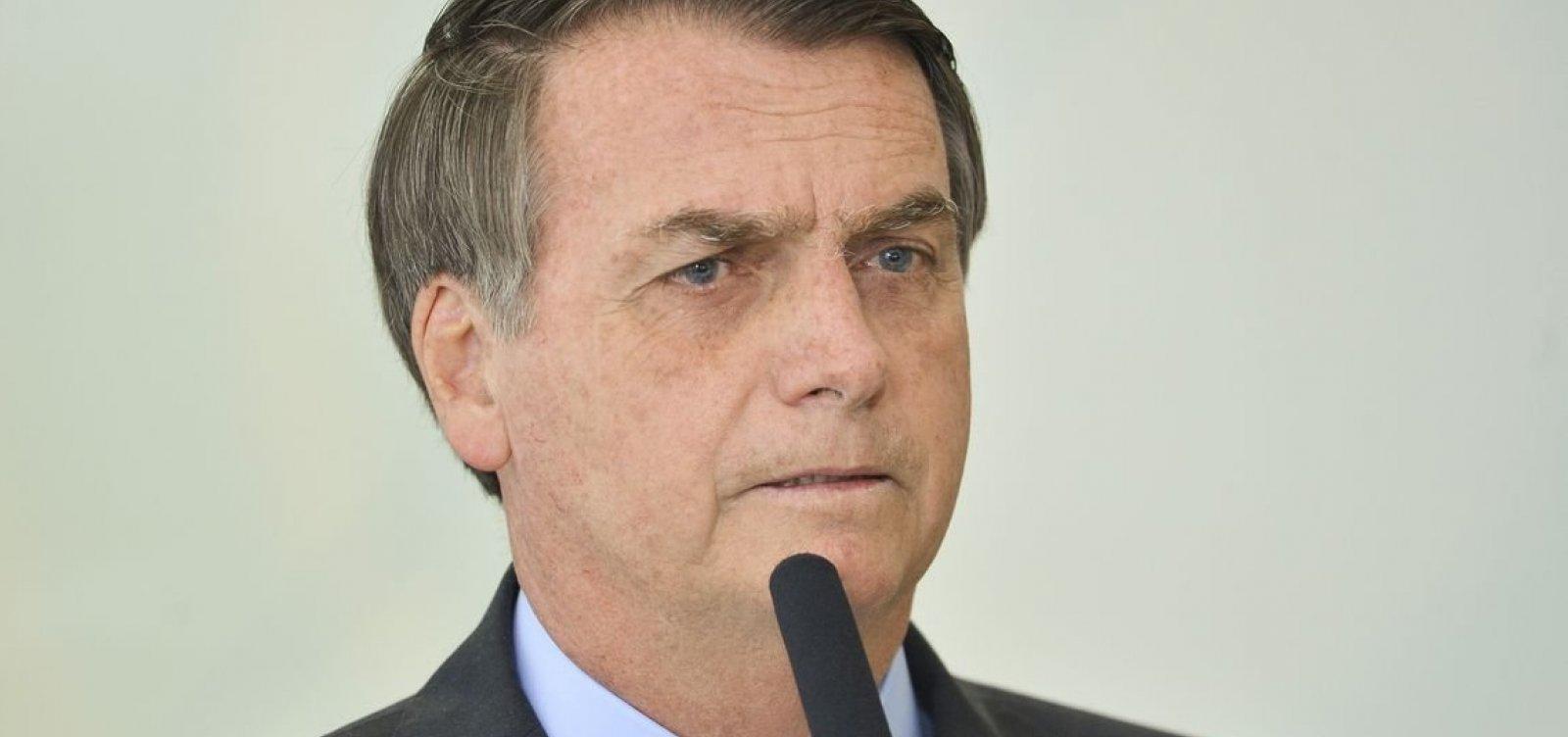 [Bolsonaro assina decreto sobre bem-estar de animais utilizados em rodeios]