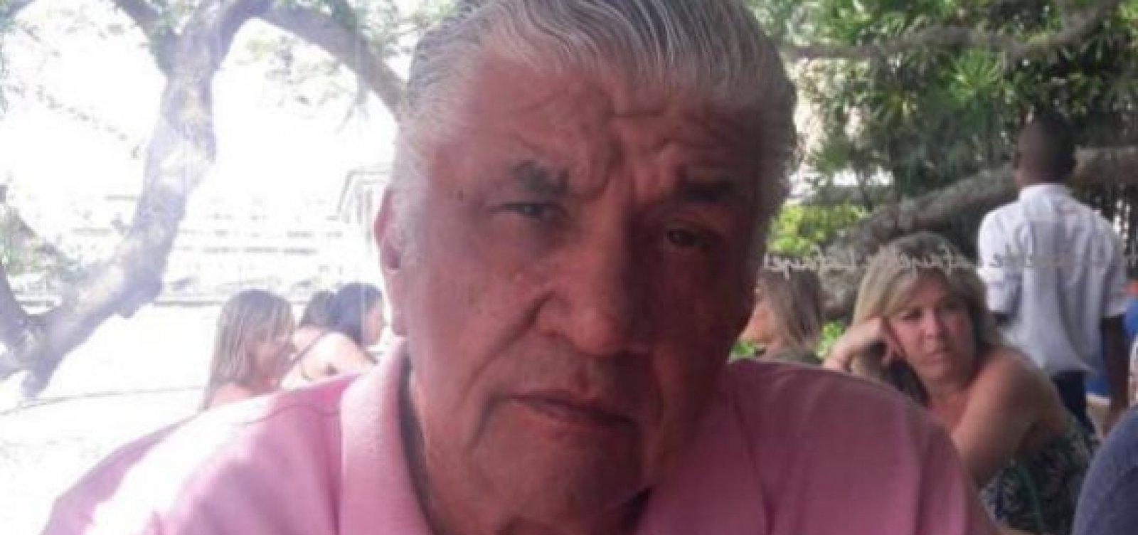 [Morre ex-deputado Eujácio Simões Filho aos 71 anos]