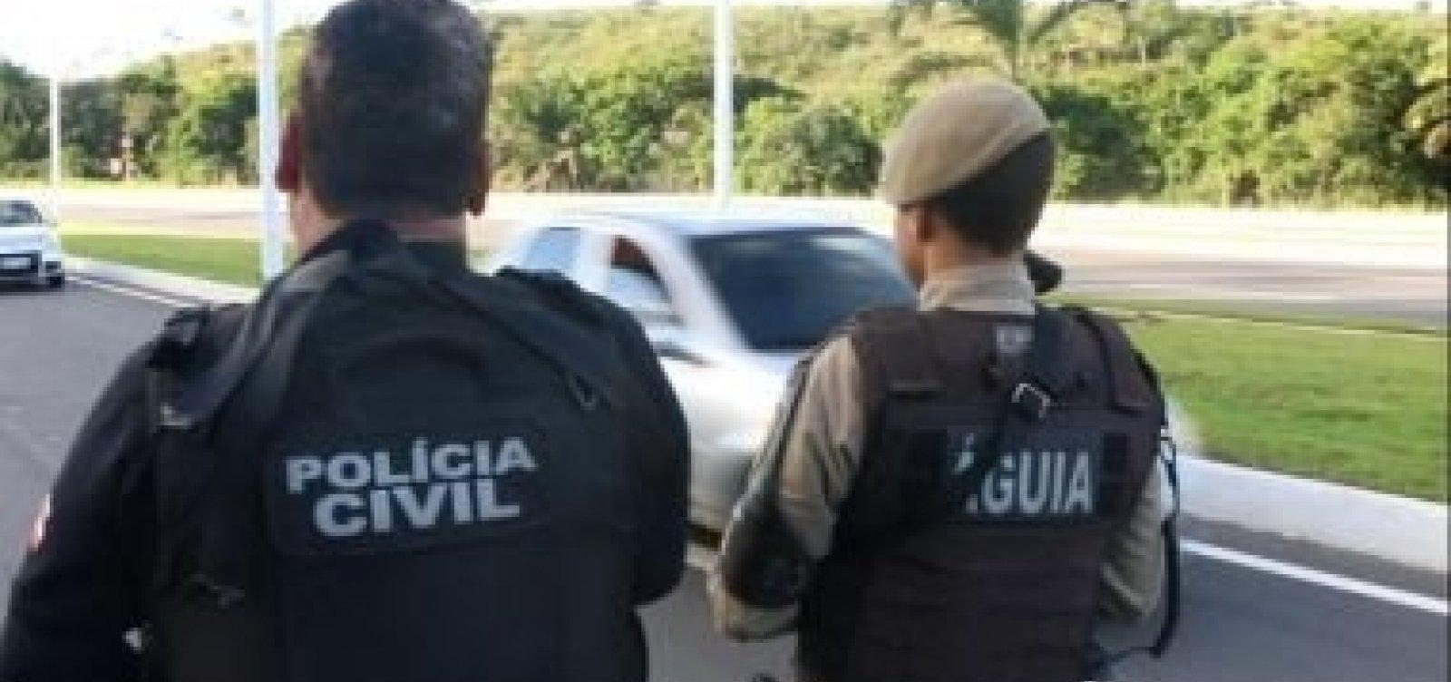 [Recôncavo baiano tem redução de 19,3% nos crimes contra a vida, diz SSP]