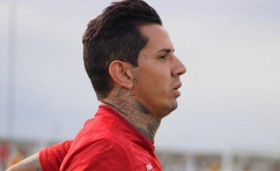 [CRB afasta Victor Ramos após derrota para o Vitória por 'curtir a noite alagoana']
