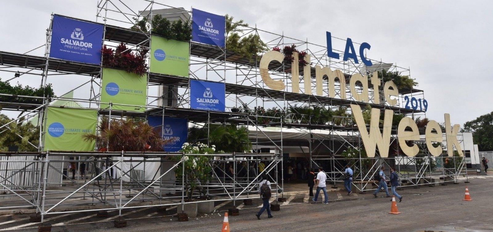 [Salvador recebe Semana do Clima; veja programação]