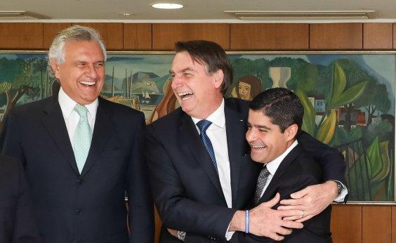 [Em oito meses de governo, Bolsonaro recebeu 9 baianos em agenda oficial]