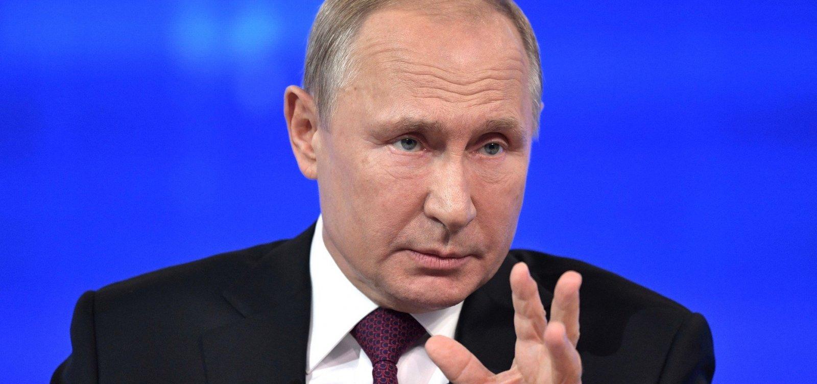 [Rússia descarta contaminação após explosão em testes de mísseis]