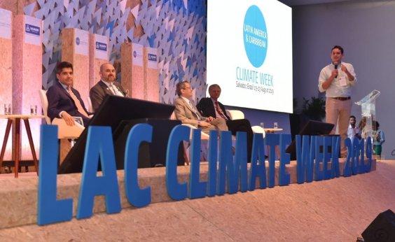 [Segundo dia da Semana do Clima tem debates sobre financiamento climático]