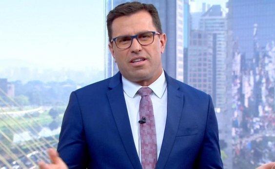 [Rodrigo Bocardi responde hater ao vivo na Globo: 'Então nós somos bregas?']