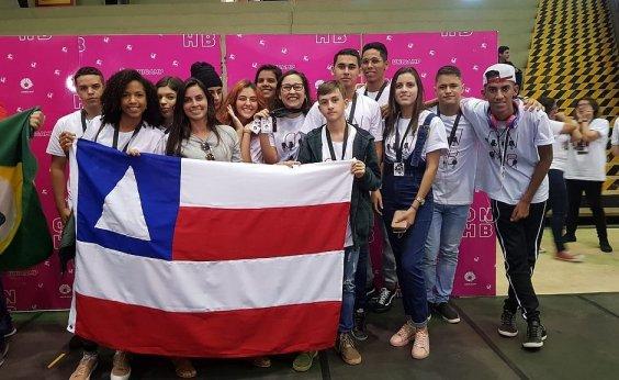 [Doze estudantes baianos conquistam medalhas em Olimpíada Nacional de História]