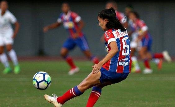 [Bahia passa a gerir equipe feminina e anuncia técnico]