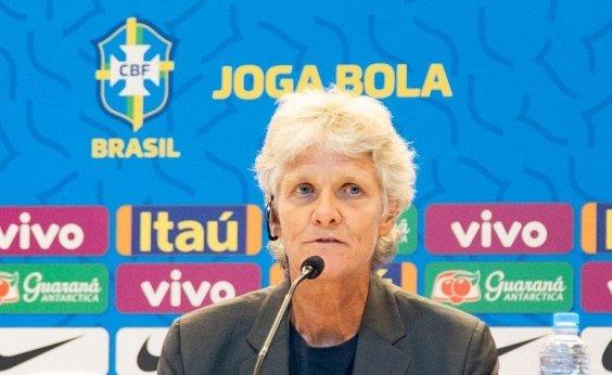 [Pia Sundhage convoca seleção brasileira feminina]