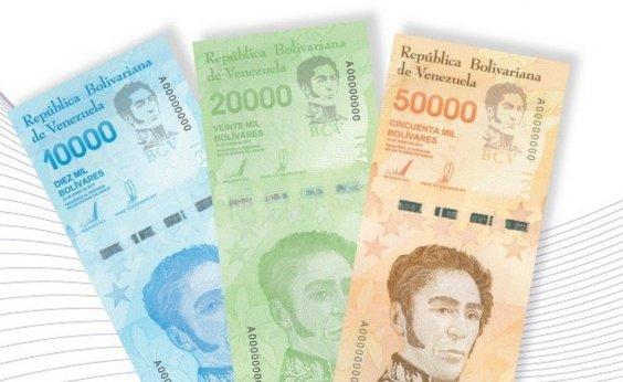 [Cotado a R$ 11,15, salário mínimo venezuelano chega a valor mais baixo da história]