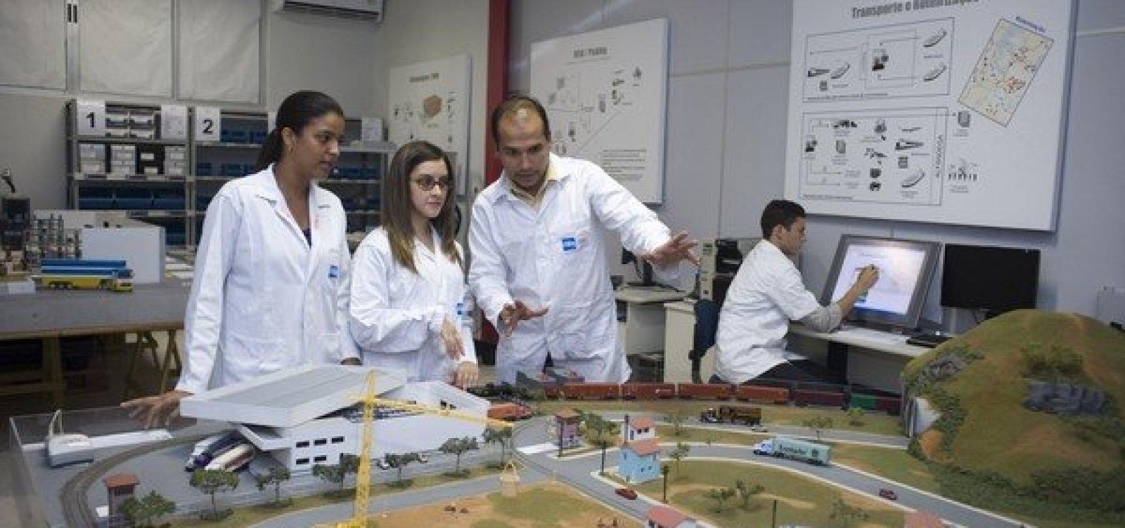 [Senai oferece 1.649 vagas para cursos gratuitos na Bahia]