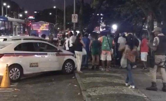 [Após briga com colega, taxista é morto no Campo Grande]