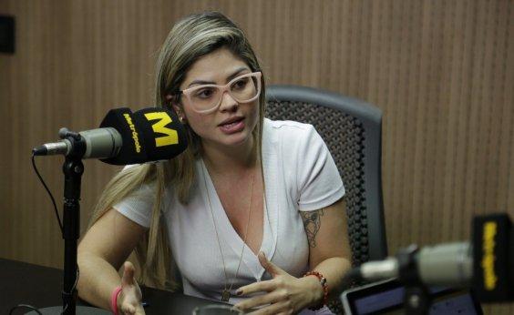 ['Não temos apoio do governo e da prefeitura', diz Marcelle Moraes sobre causas animais]