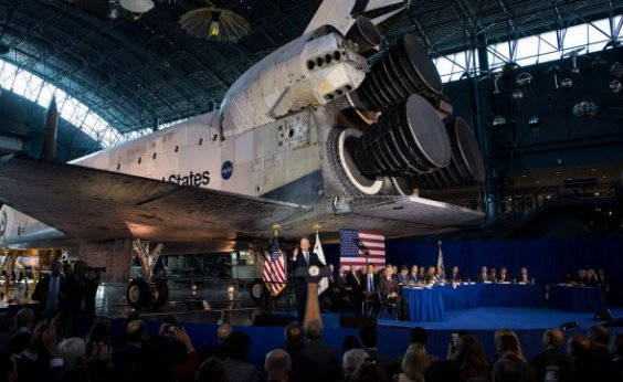 [EUA irão criar Comando Espacial durante ano fiscal de 2020]