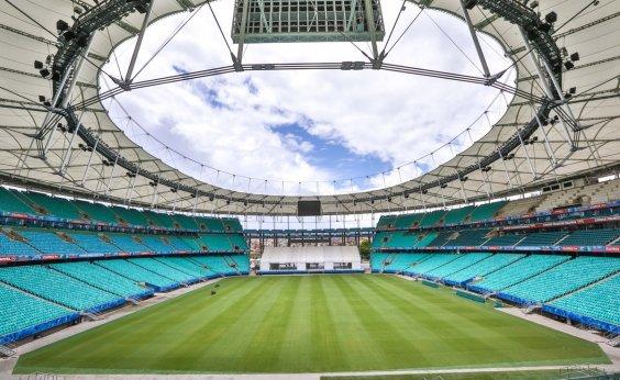 [Fonte Nova diz que Vitória só poderá negociar contrato nos moldes do Bahia]