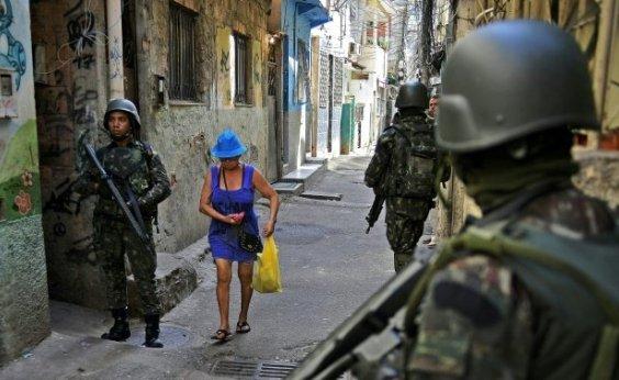 [Mortes por intervenção do Estado no Rio atingem maior número em 20 anos]