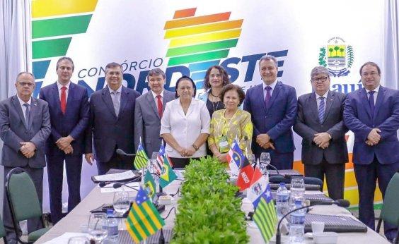 [Consórcio do Nordeste fará compra coletiva para estados na área da saúde]