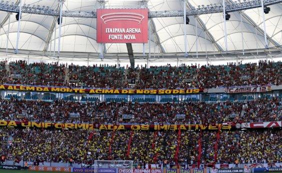 [Vitória quer jogar na Fonte Nova, mas esbarra em cláusula de contrato da Arena com o Bahia]