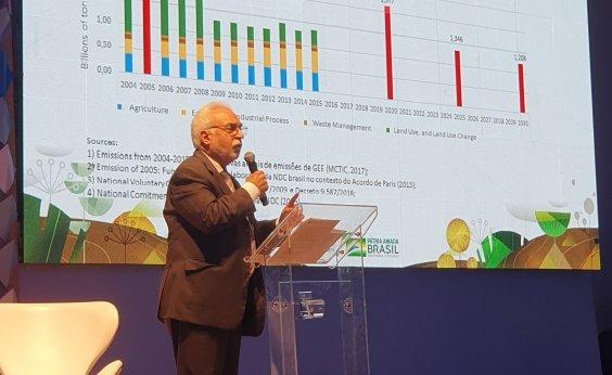 [Após ministro, secretário do Meio Ambiente também é vaiado em evento sobre clima em Salvador]