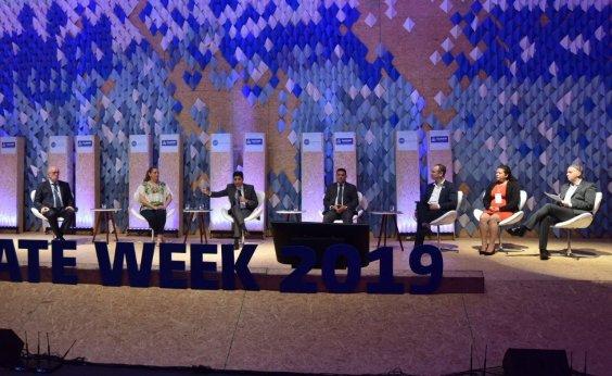 [Último dia da Semana do Clima tem encontro entre prefeitos da América Latina e do Caribe]