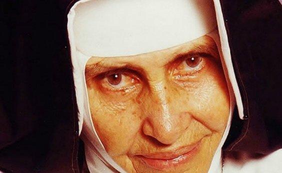 [Ingressos para celebração de Irmã Dulce serão distribuídos em outubro]