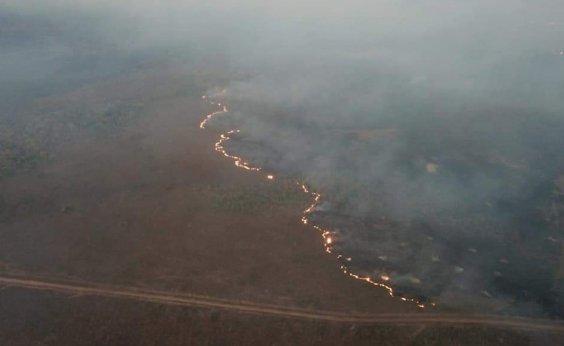 [Governo Maduro oferece ajuda a Bolsonaro para 'tragédia' na Amazônia]