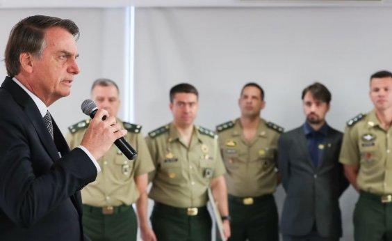 [Bolsonaro autoriza ação das Forças Armadas para combater incêndio na Amazônia]