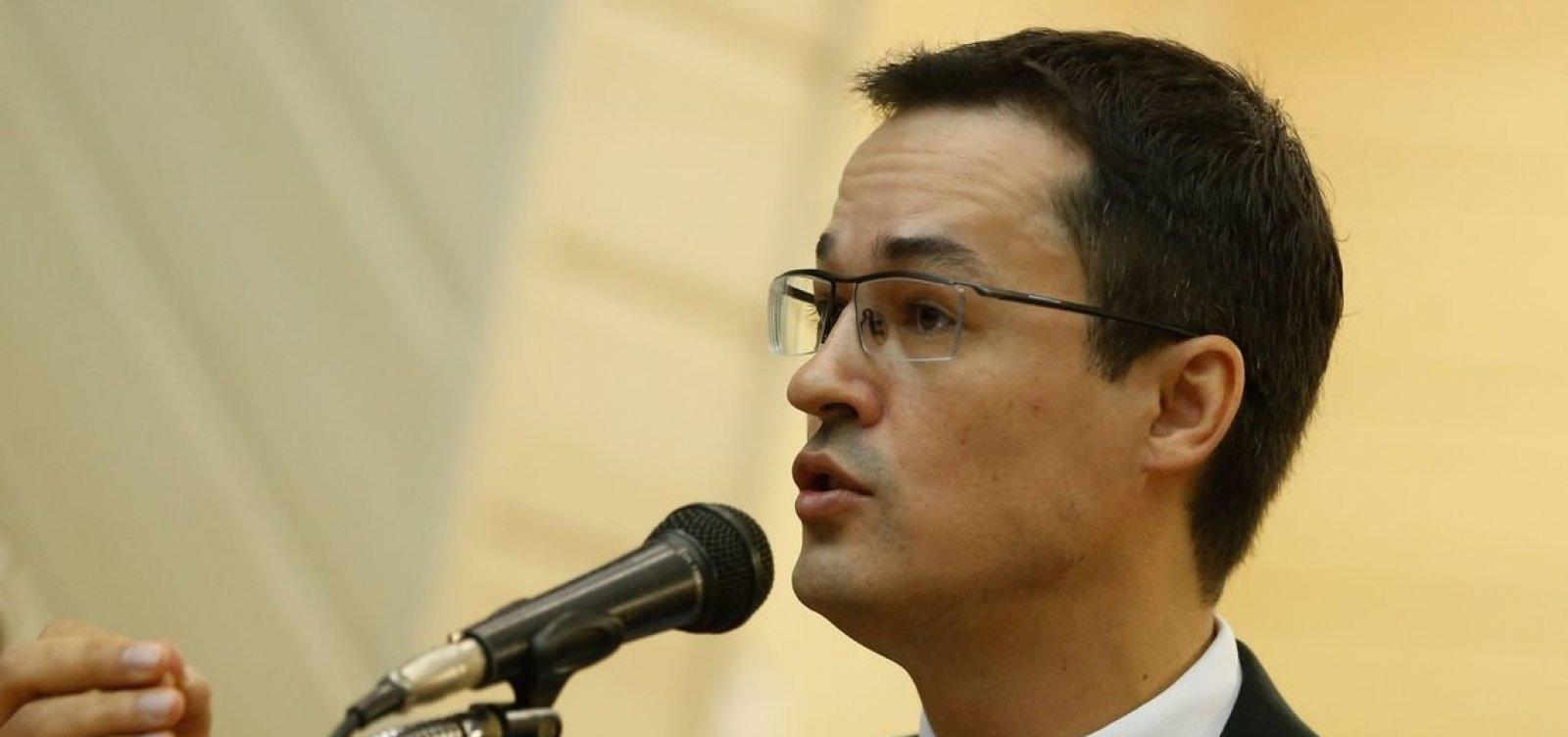 [Deltan diz que Congresso, STF e Bolsonaro ameaçam o combate à corrupção]