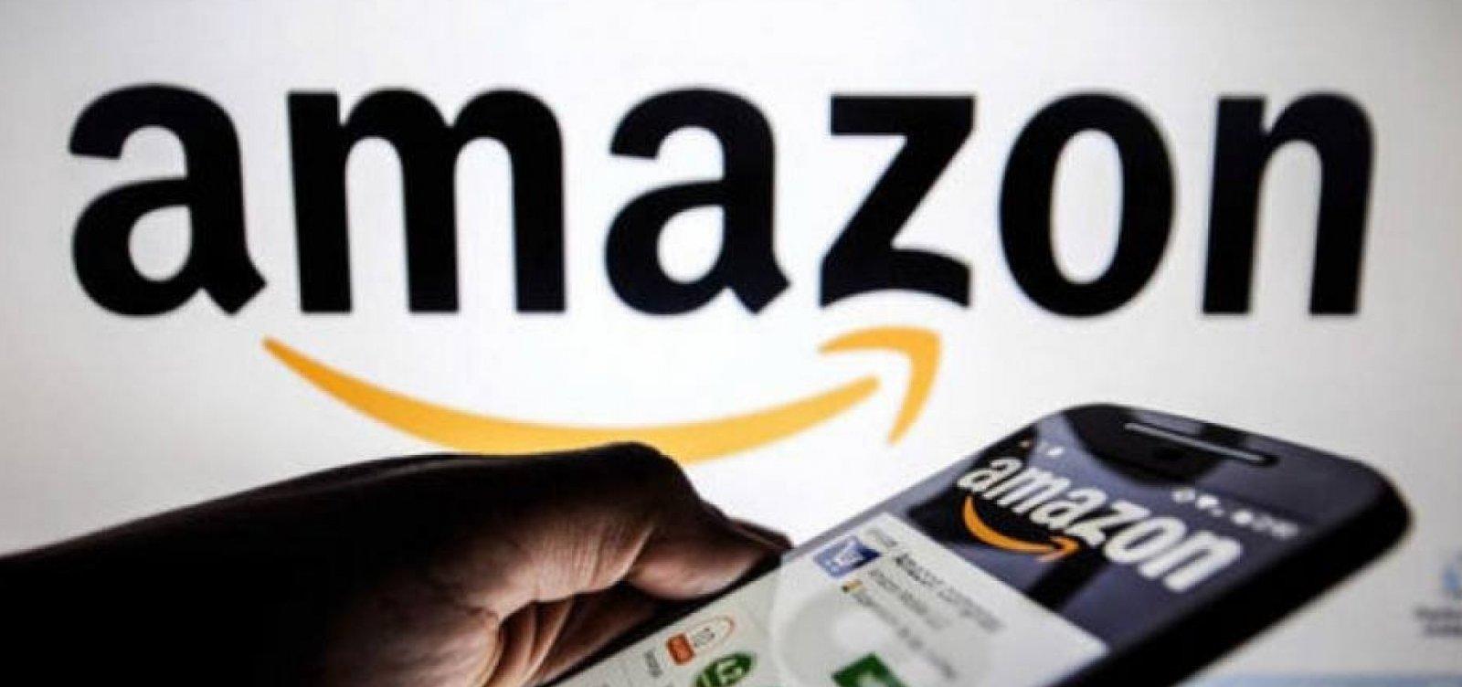 [Produtos irregulares são encontrados à venda na Amazon]