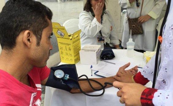 [Médicos aprovados em concurso da prefeitura serão convocados na segunda-feira]