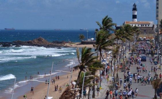 [Tráfego de veículos é alterado para eventos amanhã em Salvador ]