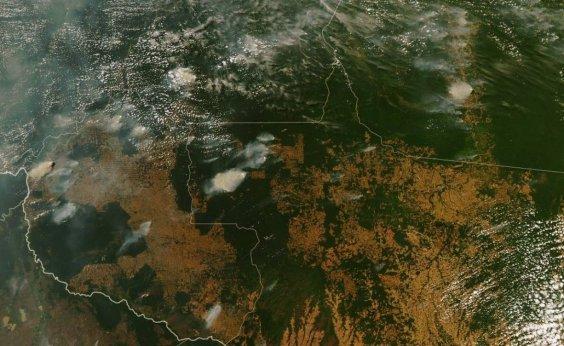 [Governadores da Amazônia pedem reunião urgente com Bolsonaro]