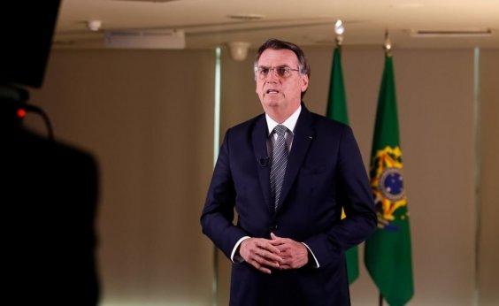 [Preocupação internacional com Amazônia é 'campanha fabricada contra nossa soberania', diz Bolsonaro]