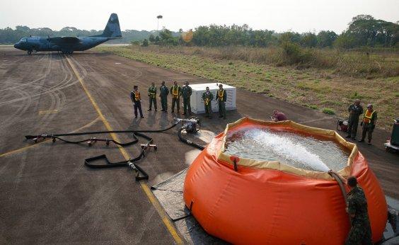 [Governo libera R$ 38,5 milhões para Defesa combater queimadas na Amazônia]