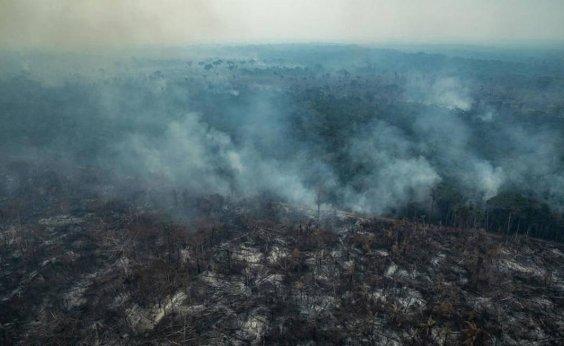[Cidade de Altamira, no Pará, tem mais de 2 mil incêndios em agosto]