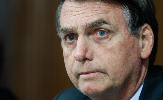 [Bolsonaro ameaça cortar entrevistas se imprensa não publicar dado distorcido]