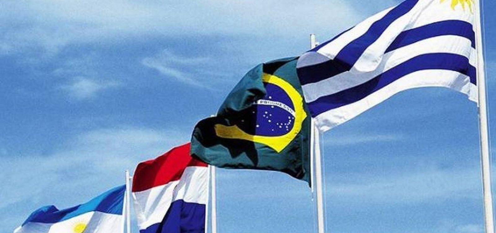 [Acordo Mercosul-Efta prevê compromissos com meio ambiente, trabalho decente e combate à corrupção]