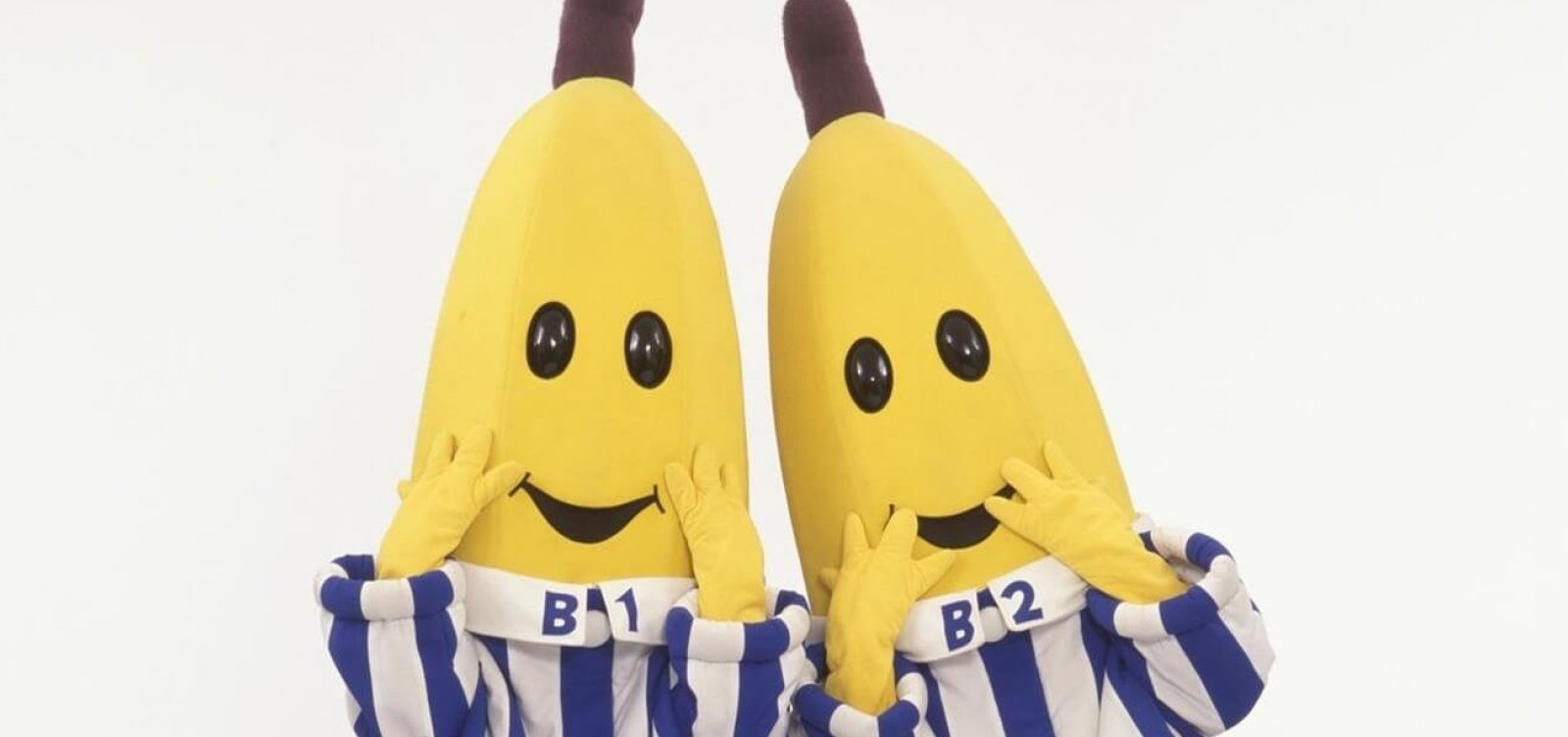 [Bananas de Pijama são um casal gay e estão juntos há 26 anos na vida real]
