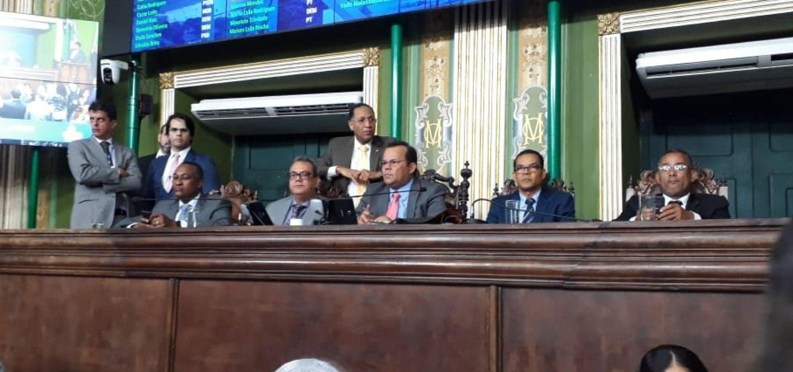[Câmara de Salvador aprova regulamentação do transporte por aplicativos]