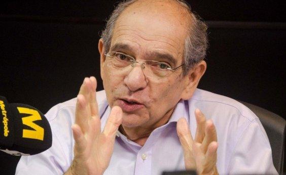[Bolsonaro 'não está nem um pouco preocupado' com reprovação, diz MK; ouça]